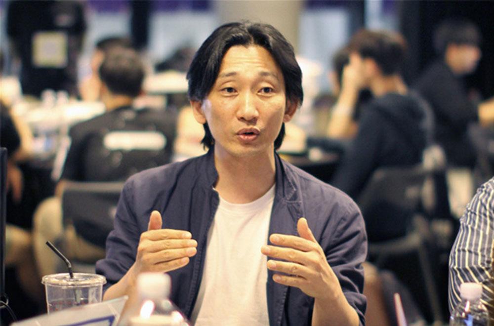 예술-기술 융합 분야 멘토 미디어 아티스트 '방앤리' 이윤준 작가