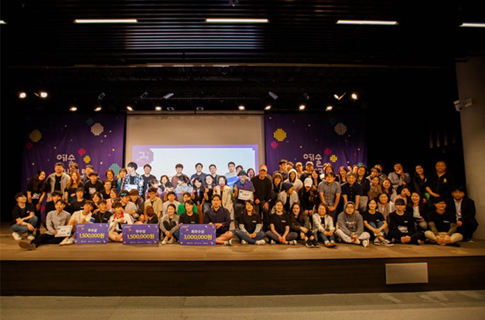 치~즈! 참가자 전원 기념사진