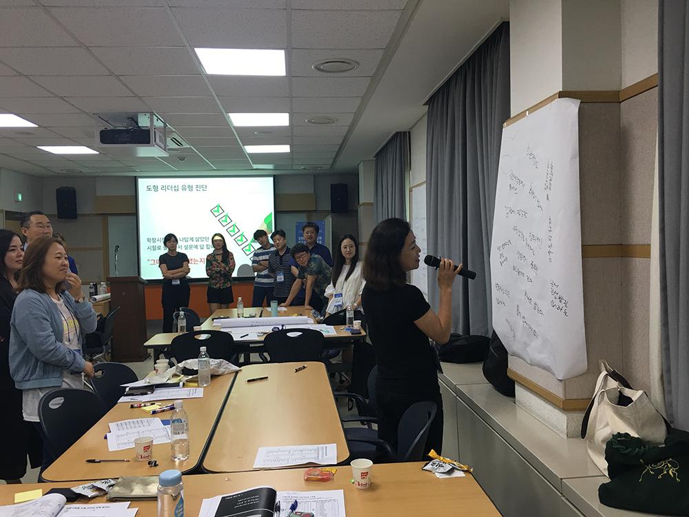 [유형별 조별 발표(2)]  우리는 다재다능한 창의형 리더입니다!