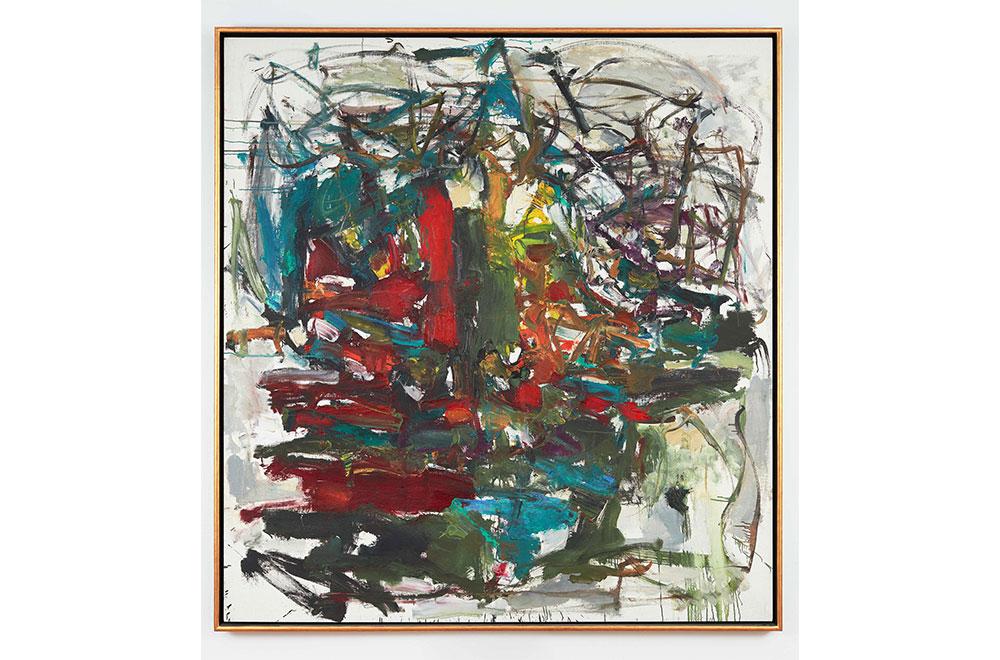 '스위스 아트바젤 2018'에서 14억 달러에 판매된 조안 미첼(Joan Mitchell)의 작품