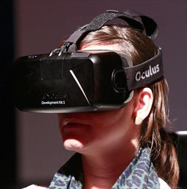 오큘러스 리프트(Oculus Rift)ⓒRebke Klokke