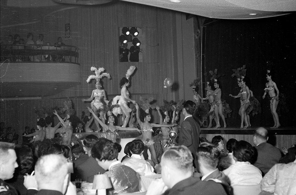 1963년 워커힐 호텔 관광 성매매 ⓒ 국가기록원