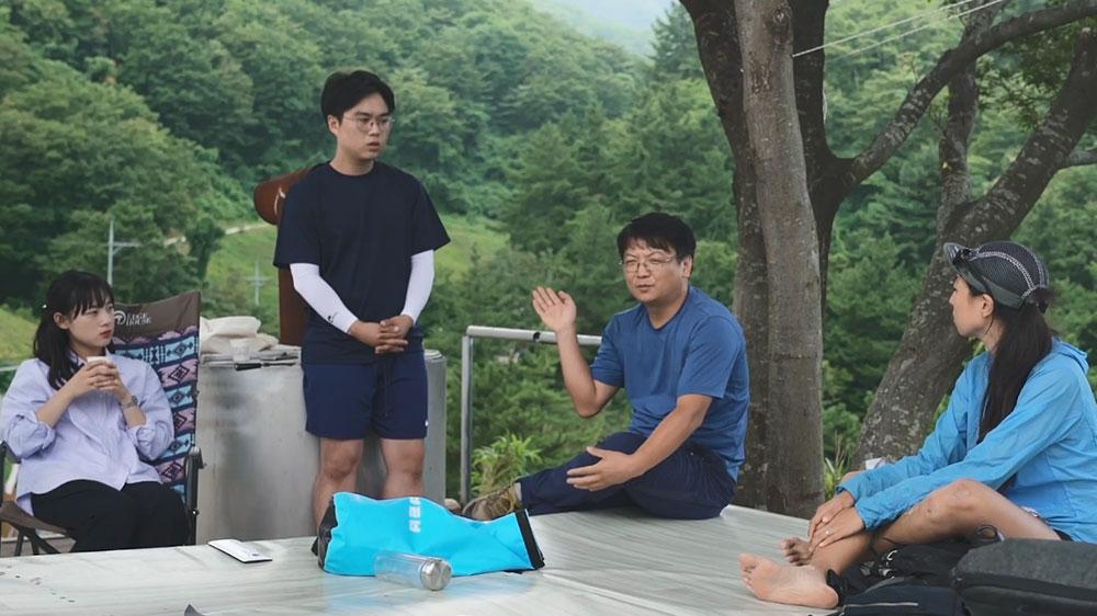 울릉살이 프로젝트 현장 사진 출처: ㈜로모 페이스북