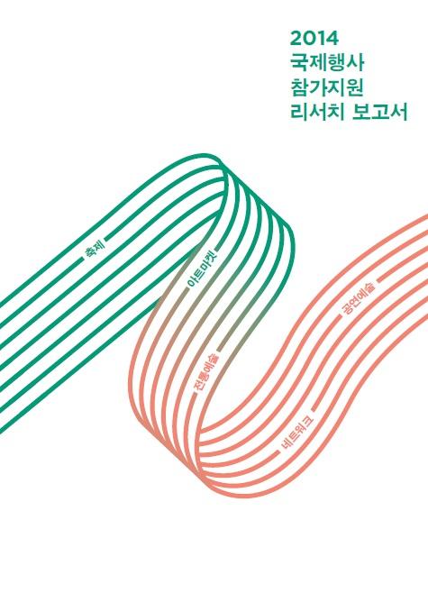 2014 국제행사 참가지원 리서치 보고서