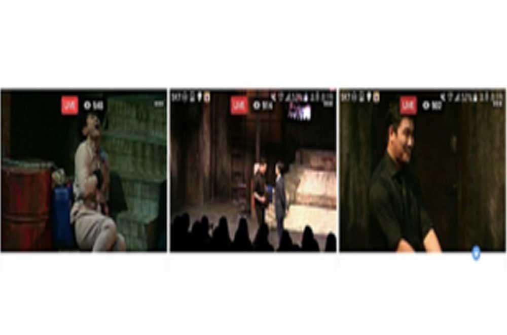 새로운 유통창구를 만들어주고 있는 영상 기술_연극 Q의 페이스북 공연 생중계