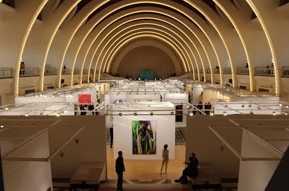 상하이 아트위크 주요 이벤트 중 하나인 아트021 전경 출처: 헤럴드DB