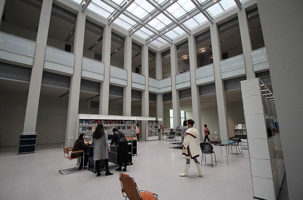퐁피두센터 X 웨스트번드 미술관 프로젝트 내부 전경 출처: 헤럴드DB